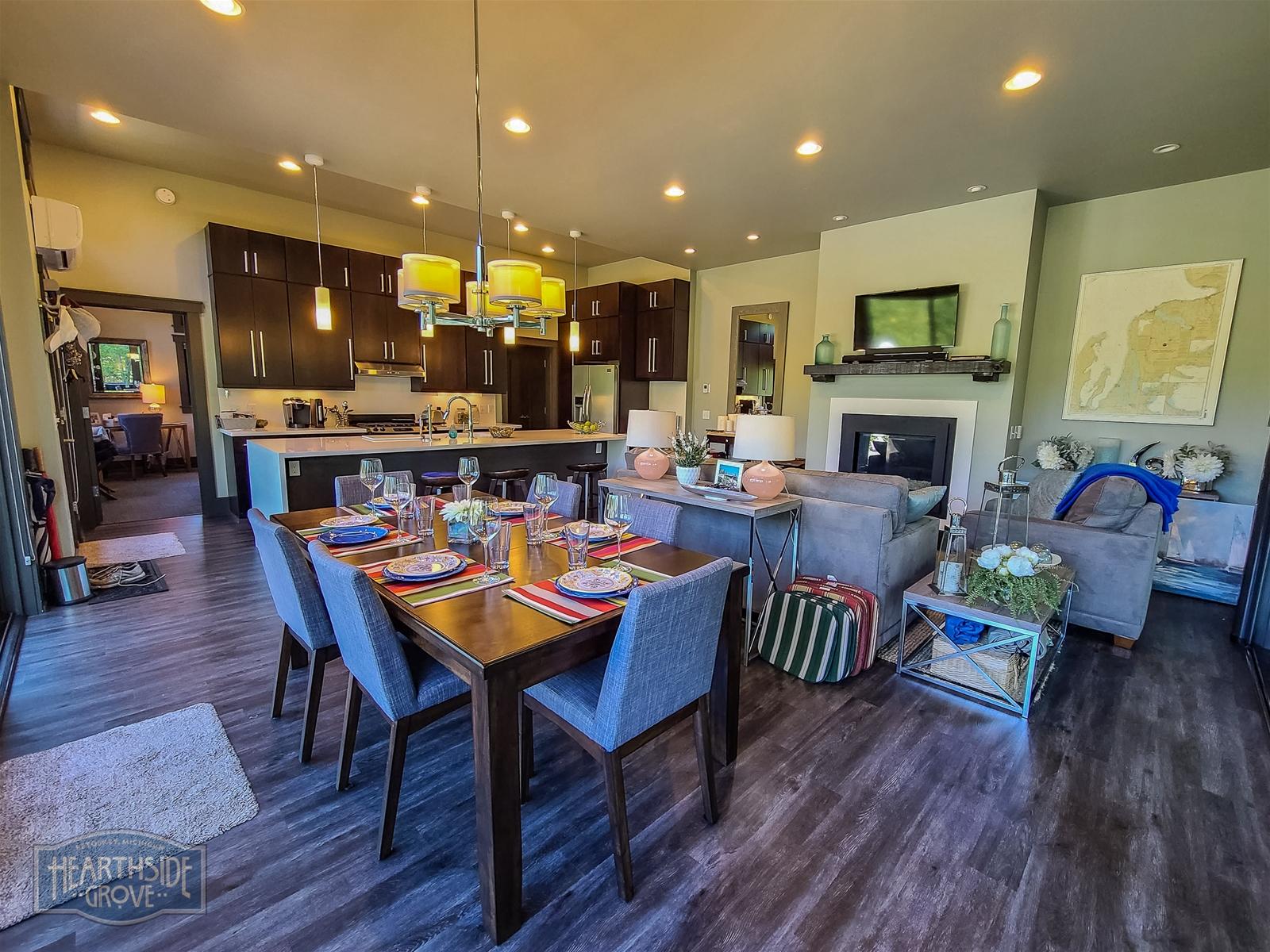 Hearthside Grove Luxury Motorcoach Resort Lot 165