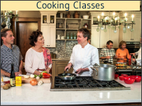 Cooking Class at Hearthside Grove Luxury Motorcoach Resort