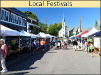 Local Festivals Near Hearthside Grove Luxury Motorcoach Resort