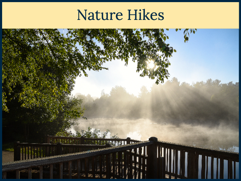 Nature Trails in the Petoskey Area