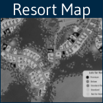 Hearthside Grove Luxury Motorcoach Resort Map