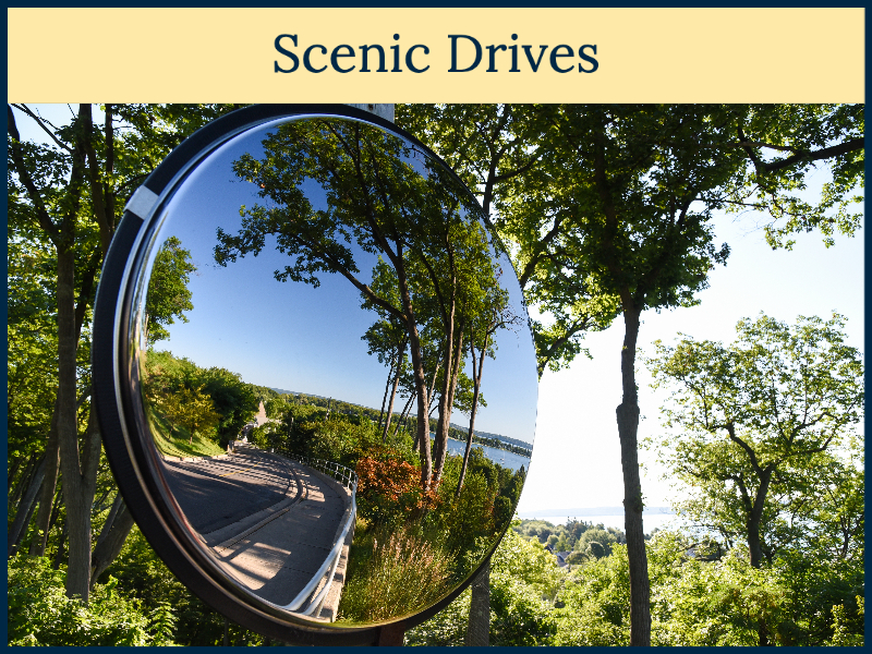 Scenic Drives in the Petoskey Area