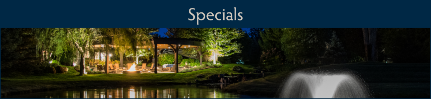 Specials and Packages at Hearthside Grove Luxury Motorcoach Resort