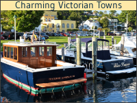 Victorian Towns near Hearthside Grove Luxury Motorcoach Resort