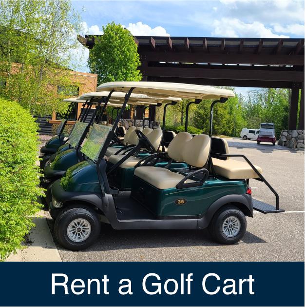 Hearthside Grove Luxury Motorcoach Resort Golf Cart Rentals